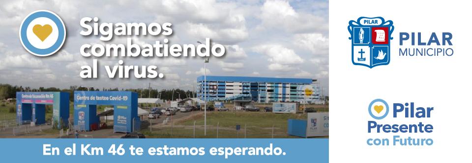 Centro de vacunación KM 46.
