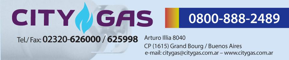 Ciity Gas. 02320 626000